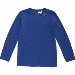 Alfa Longsleeve T boy blau - Fred's World by Green Cotton