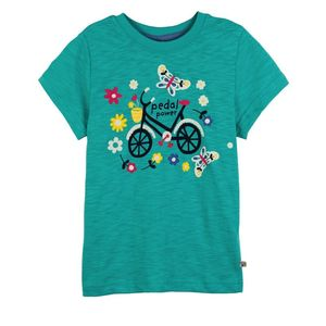 Kurzarmshirt Bicycle - Frugi