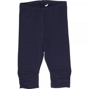 Alfa leggings 3/4 navy - Green Cotton