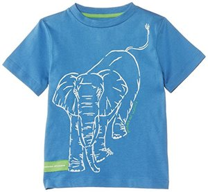 T-Shirt Elefant blau - Kite Kids