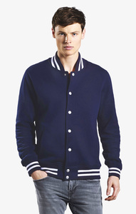 Men's Varsity Jacket - Continental Clothing