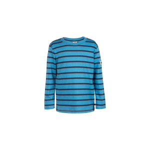Langarmshirt Pirate Stripe Top blau - Frugi