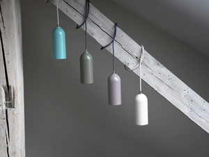 Leuchten FIRELIGHT pastelltöne - werkvoll by Lena Peter