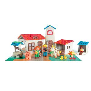 PlayMais Zusatzset World Farm - PlayMais