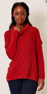 Nanga Sweater Rust - Thought | Braintree
