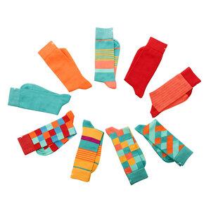 Bunte Socken im Geschenkset - 9 Paar - MINGA BERLIN
