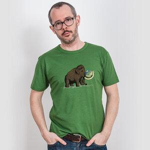 Robert Richter – Save the Planet Mammut - Organic Bamboo T-Shirt - Nikkifaktur