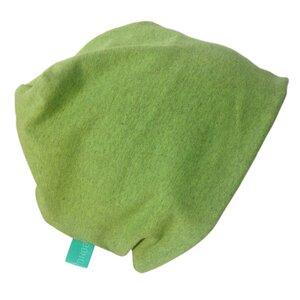 """Mütze """"Line"""" lime melange - bingabonga"""