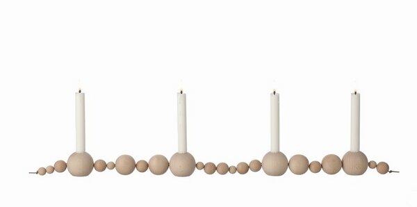 ferm living kerzenhalter string avocadostore. Black Bedroom Furniture Sets. Home Design Ideas