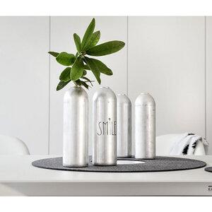 Kerzenhalter/Vase FIRE - slber - werkvoll by Lena Peter