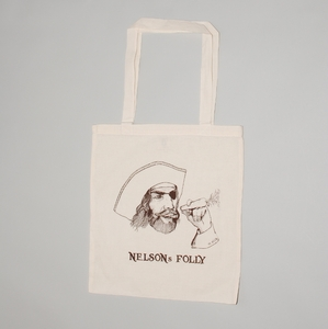 Einkaufstasche NELSONS FOLLY  - MR. NELSON ecowear