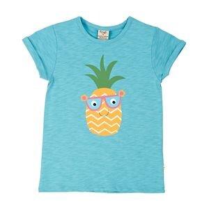 Kurzarmshirt Pineapple - Frugi