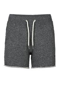 Frauen Sweat Shorts dunkelgrau flamè - recolution