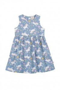 Little Party Dress Pferd - Frugi