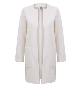 Long Jacket  ALAN offwhite - JAN N JUNE