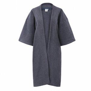 Kimono SAO black melange - JAN N JUNE