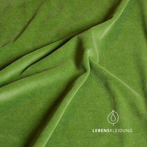 Nicki erbsgrün - Lebenskleidung