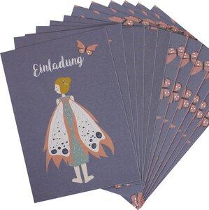 Einladungskarten Elfe - ava&yves