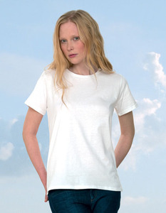 Organic T-Shirt Women - Continental Clothing
