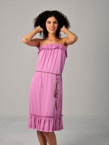 Kleid IPANEMA pink - Tudo Bom ?