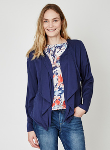 Gwenna Jacket - Indigo - Thought | Braintree