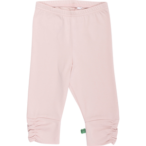 Alfa leggings 3/4 Rose - Green Cotton