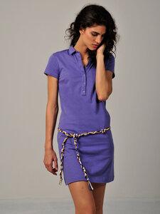 Kleid CARMEN lavendel - Tudo Bom ?