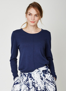 Isadora Top - Indigo - Thought | Braintree