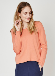 Isadora Top - Soft Orange - Thought | Braintree