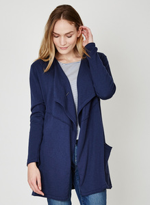 Elisse Long Cardi - Indigo - Thought | Braintree