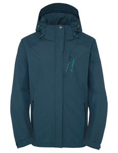 Women's Furnas Jacket - dark petrol - Greenshape - VAUDE
