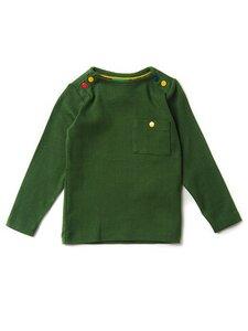 Baby LA Shirt grün Bio Baumwolle - Little Green Radicals