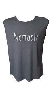 namaste yoga shirt - WarglBlarg!