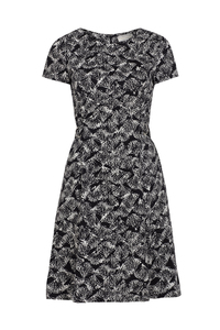 Danielle Dress Black - People Tree
