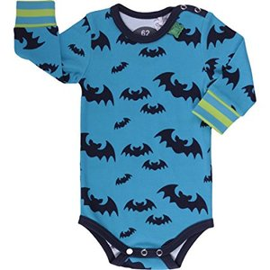 Bat body langarm - Green Cotton