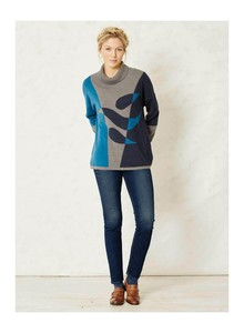 Baykova Organic Cotton Sweater - Thought | Braintree