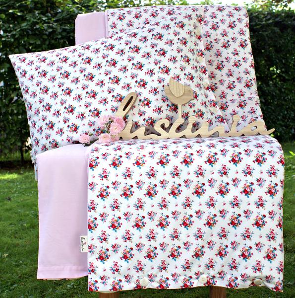 luscinia bettw sche rosen weiss avocadostore. Black Bedroom Furniture Sets. Home Design Ideas