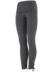 Pro Tech Legging - grey melange - Mandala