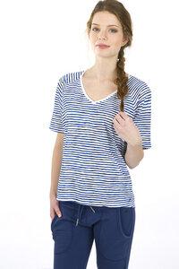 Top Larissa stripe - SHIRTS FOR LIFE