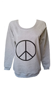 peace sweat - WarglBlarg!