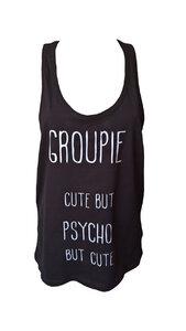 Groupie, psycho but cute - WarglBlarg!