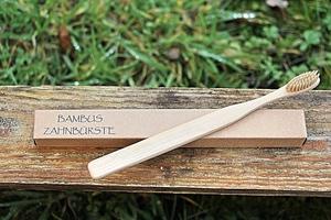 Bambus Zahnbürste - Das Original (NATURPRODUKT) - BAMBOO TOOTHBRUST - Max Green
