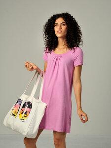 Kleid SONIA pink - Tudo Bom ?
