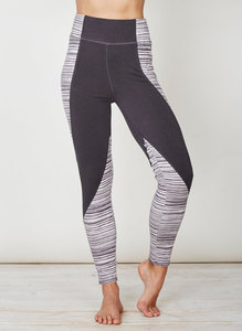 Lazarus Leggings - Textured Stripe - Thought | Braintree