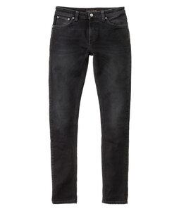 Nudie Jeans Skinny Lin Black Habit - Nudie Jeans