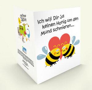 Honigbienen in Aktion - Liebe - Geschenke in Aktion