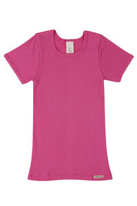 Fairtrade Shirt kurzarm, clematis - comazo|earth