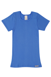 Fairtrade Shirt kurzarm, see - comazo|earth