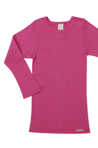 Fairtrade Shirt langarm, clematis - comazo|earth