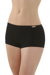 Fairtrade Panty, schwarz - comazo|earth